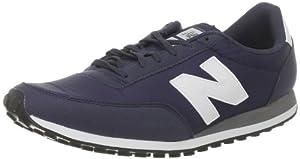 New Balance U410 282371-60, Unisex-Erwachsene Sneaker, Blau (MNNN NAVY/WHITE 103), EU 45.5 (US 11.5)