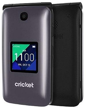 Alcatel Cingular Flip 2 4G LTE FlipPhone Bluetooth WIFI MP3 Camera