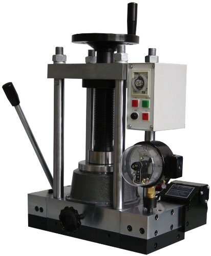 Ep40 Electric/Manual Dual-Mode Hydraulic Automatic Pellet Press
