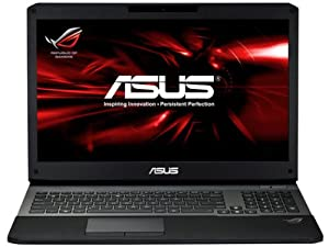 ASUS G75VW-DS72 17.3-Inch Laptop (Black)