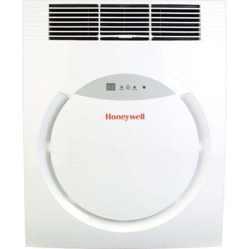 Honeywell MF08CESWW 8,000 BTU Portable Air Conditioner with Remote Control - White (Eco Friendly Air Conditioner compare prices)
