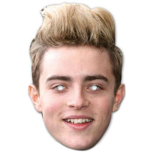 Celebrity Party Masks - Jedward