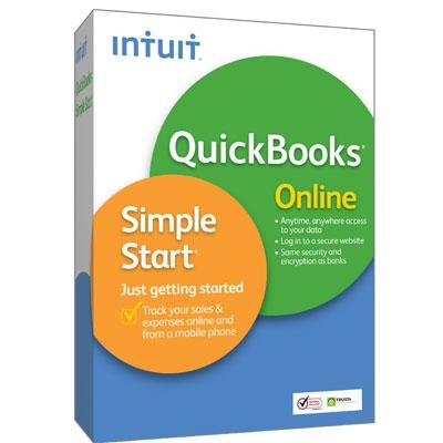 QuickBooks Online Simple Start 2012