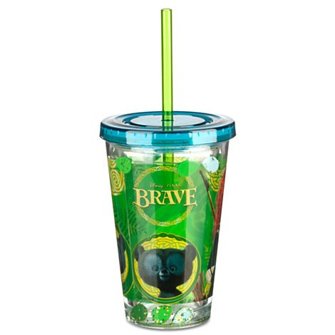 Disney / Pixar Brave Movie Exclusive Tumbler With Straw front-1056315