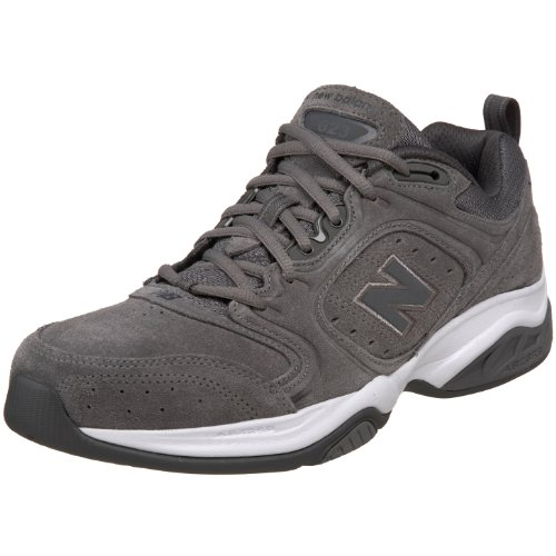 New Balance Men's Mx623 Training Shoe,Grey,9.5 4E