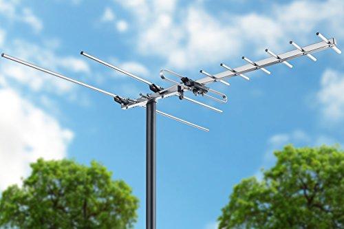 ViewTV-VT-27UV-Digital-Amplified-Outdoor-Indoor-Attic-HDTV-Antenna-150-Miles-Range