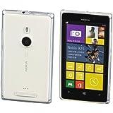 ECENCE Nokia Lumia 925 Coque de protection transparent housse 14020506