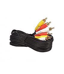 BEcom 3RCA to 3RCA 10 Meters