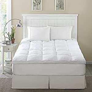 Hotel Fine Linens Down Alternative Twin Fiber Bed