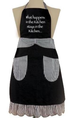 Manual Kitchen Apron, What Happens In The Kitchen front-948703
