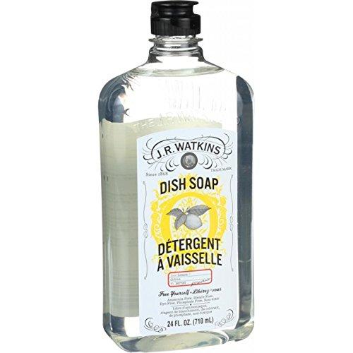 J.R. Watkins: Liquid Dish Soap Lemon, 24 oz (Watkins Dish compare prices)