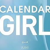 Juni (Calendar Girl 6) | Audrey Carlan