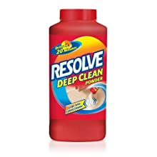 Resolve 81760 Large Area Carpet Cleaner Moist Deep Clean Powder, 18 oz. (Case of 6)WasResolve 81760 18-Ounce. Deep Clean Powder (Case of 6)