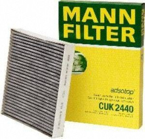 Mann-Filter CUK 2440 Cabin Filter With Activated Charcoal