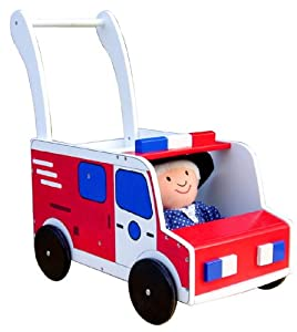 Push Police Car