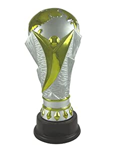 TROPHEE COUPE DU MONDE DE FOOTBALL - 28 cm