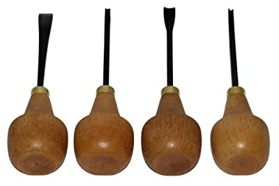 Walnut Hollow 4 Piece Carving Set