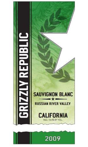 2009 Grizzly Republic Russian River Sauvignon Blanc 750 Ml