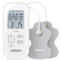 オムロンヘルスケア オムロン 低周波治療器 HV-F021-W