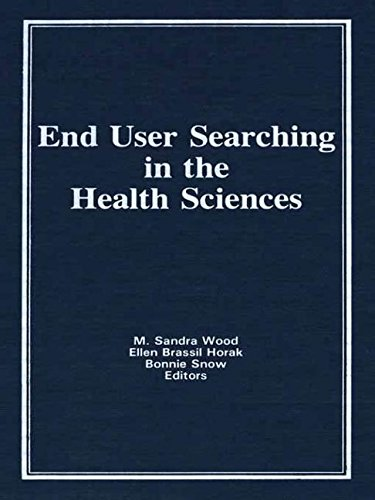 End User Searching in the Health Sciences