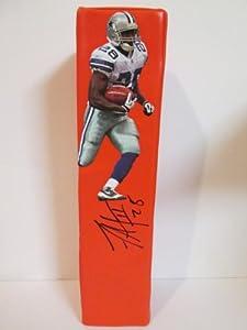 Felix Jones Autographed Signed Custom Photo Dallas Cowboys Football End Zone Pylon,...
