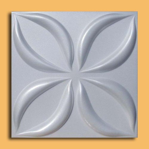 lotus-white-20x20-foam-ceiling-tile-high-density-foam