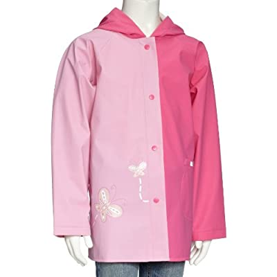 Playshoes Butterfly Girl's Raincoat