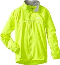 Pearl Izumi Junior Barrier Jacket, Screaming Yellow, Medium