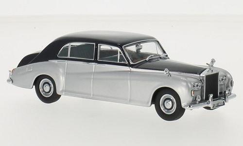 rolls-royce-phantom-v-james-young-silber-dunkelblau-rhd-modellauto-fertigmodell-oxford-143