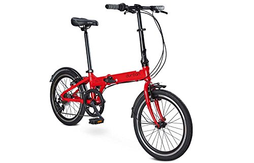 Durban, Bay Pro, Folding Bike, 6061 Alloy Frame