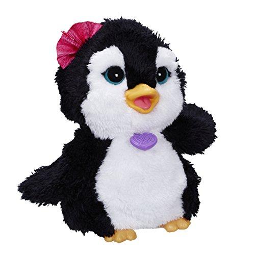 Hasbro FurReal Friends B1088ES1 - Fröhlicher Pinguin, elektronisches Haustier