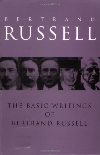 BASIC-WRITINGS-OF-BERTRAND-RUSSELL-Mint-Condition