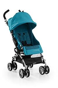 Bumbleride Flite Lightweight Travel Stroller, Aquamarine