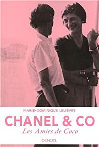 Chanel Co Les Amies De Coco Babelio