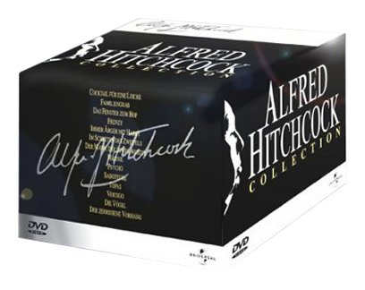 Alfred Hitchcock Collection (Special Edition, 14 DVDs)