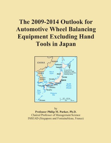 The 2009-2014 Outlook for Automotive Wheel Balancing Equipment Excluding Hand Tools in Japan