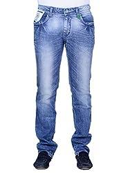 Moka Light Blue Denim Slim Stretchable Jean