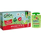 Gogo Squeez Apple Strawberry Applesauce 12 pk 3.2-ounce Pouches