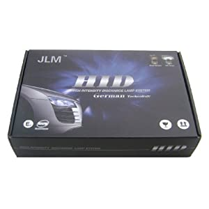 JLM HID Conversion Kit 9006 6000K (Diamond White)