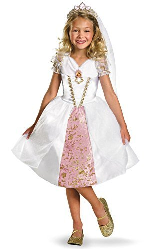 Disguise Inc - Disney Tangled Rapunzel Wedding Gown Child Costume