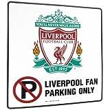 Liverpool FC. 'No Parking' Metall Unterzeichnen