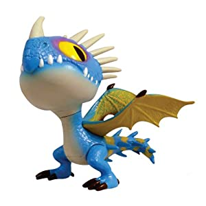Amazon.com: Dreamworks Dragons Defenders of Berk Mini Dragons Stormfly