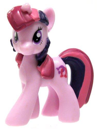 My Little Pony Friendship is Magic 2 Inch PVC Figure Lucky Swirl - 1