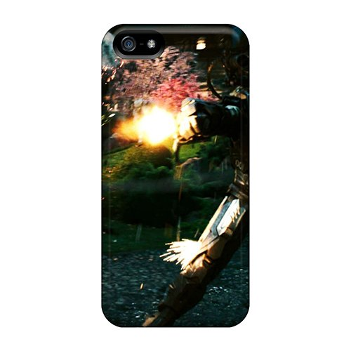 Hot Iron Man 2 Last Scene First Grade Tpu Phone Case For Iphone 5/5S Case Cover