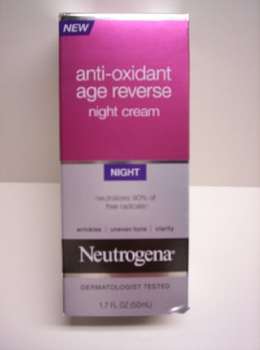 Neutrogena Anti-Oxidant Age Reverse Night Cream - 1.7 oz.
