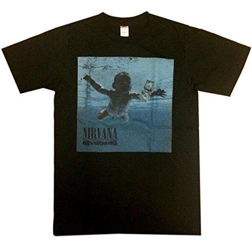 Jigg And Roll NirvanaT Shirt Large Black T218