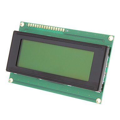 """Luo 3.1"""" 2004A 20X4 Character Lcd Module Display"""