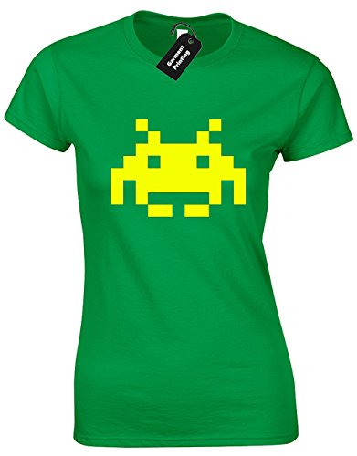 Space Invader Alien Cool Video Game Fan Gift For