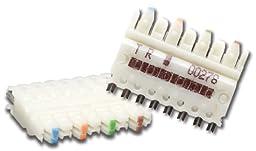 S110C-4 - Siemon 4-Pair S110 Connecting Block