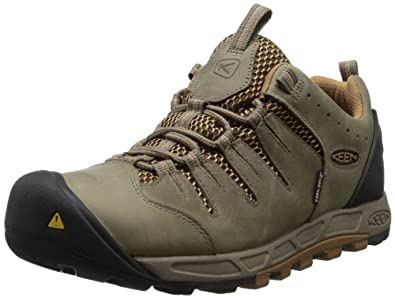 KEEN Mens Bryce WP Hiking Shoe by Keen